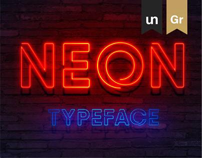 Neon Free Font