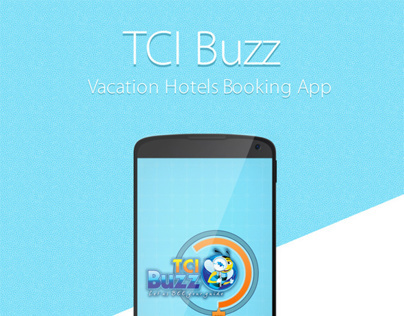 TCI Buzz Vacation Hotel Booking App