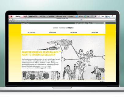 Plexgroup | Gerda Henkel Stiftung