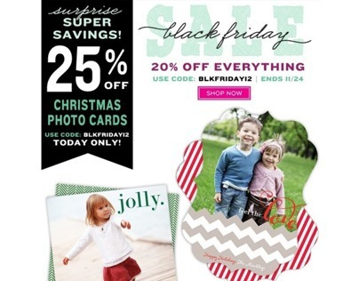 Black Friday Email Campaign