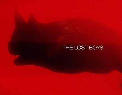 """The Lost Boys"" Homage (Title Sequence)"