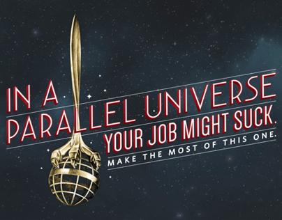 Eagle Awards 2013 Campaign