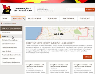 CGA Angola