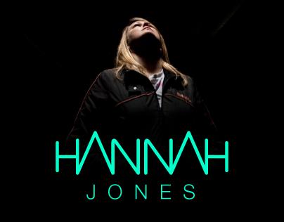 Graphic Identity for Hannah Jones Music