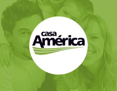 Casa America - Loja Virtual (E-commerce)