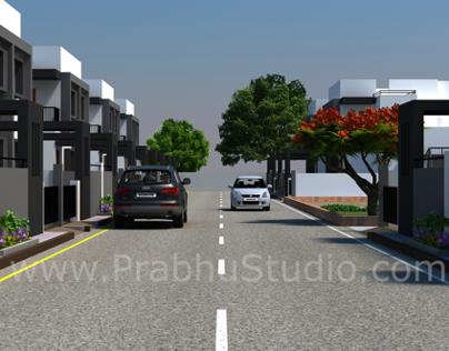 Sharda Bungalows  - Prabhu Studio