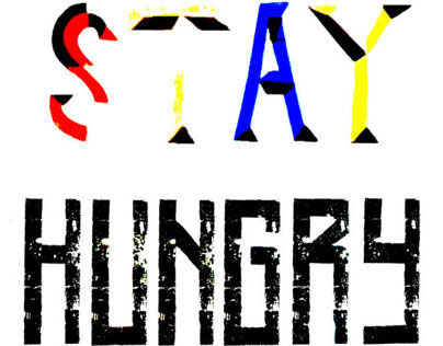 Stay Hungry Stay Foolish Benetton Video Wall