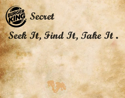 Burger King's Secret