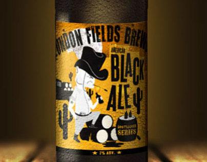 London Fields Brewery - Bootlegger Series