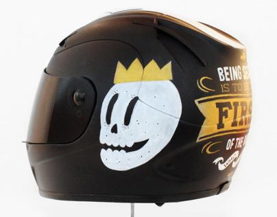 Helmet&Typo