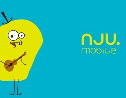ORANGE nju mobile launch