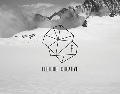 Fletcher Creative Logo and Brand