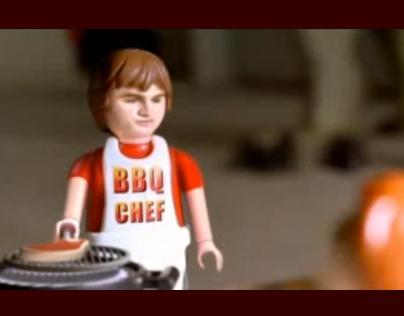 Gas Natural Playmobil