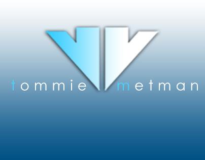 Tommie Metman   Logo Design