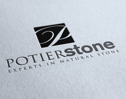 Huisstijl Potier Stone