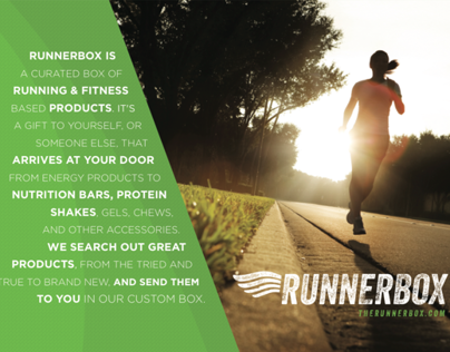 Runnerbox Branding & Web Design