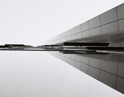 Urban Abstractions - Lubitel 166+