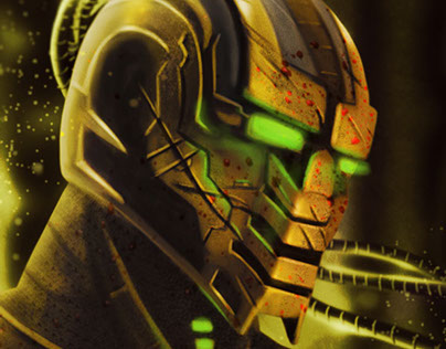 Cyber Cyrax - Mortal Kombat