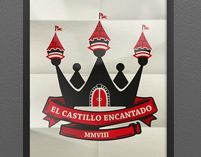 """Logo Design """"El Castillo Encantado"""""""