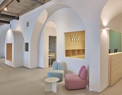 WIX office, Vilnius | Inblum