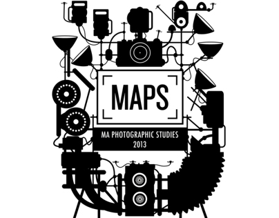 M.A.P.S. Degree Show Illustration