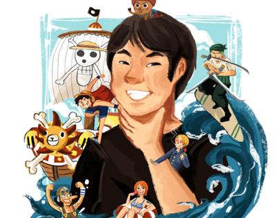Eiichiro Oda - One Piece
