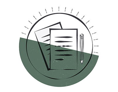 A set of illustrations for Wine Access Learn page