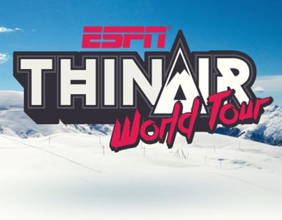 ThinAir World Tour | Logo