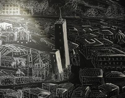 Cinematic_ cartografia di Bologna