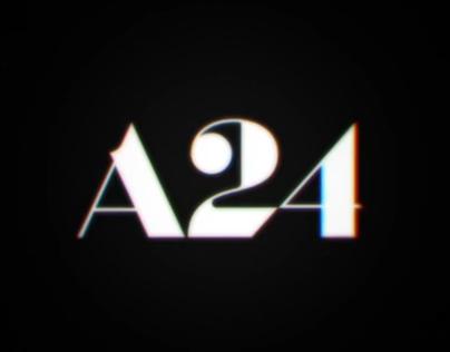 A24 Films   Identity
