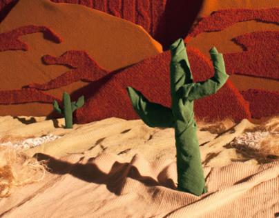 Fabricated Desert