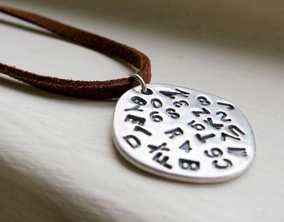 Silver Jewellery - Pendant