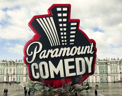 Paramount Comedy ID