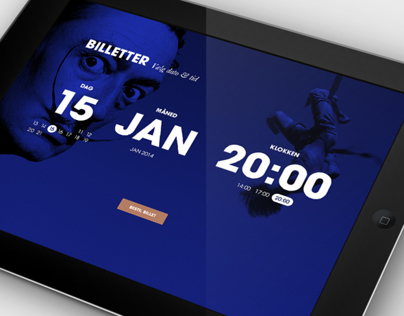 Republique | Webdesign