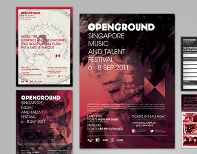 OPENGROUND Music Festival
