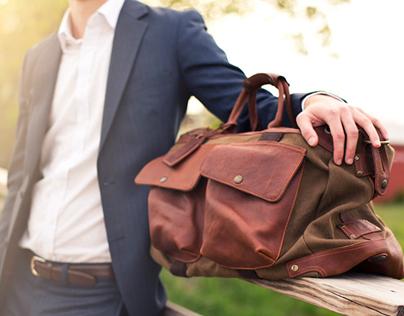 Overland Sheepskin Co Bag Lifestyles
