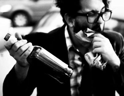 Brea - Fotografía en blanco y negro