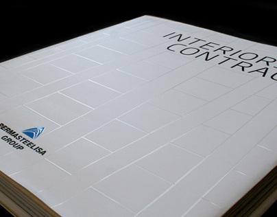 "Permasteelisa | Monography ""Interiors & Contract"""