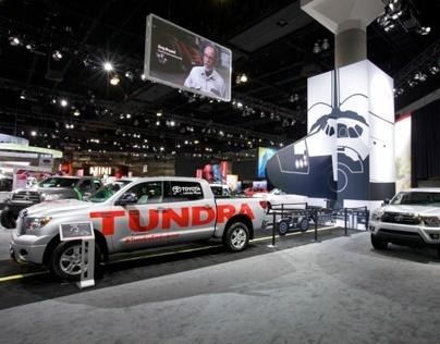 Tundra Endeavour Activation @ 2012 LA Auto Show