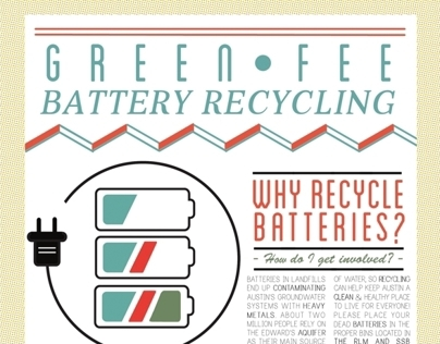 Green Fee Battery Recycling