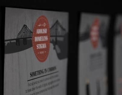 Abolish Homeless Stigma Infographic