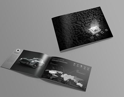 LA-Bros Brochure design