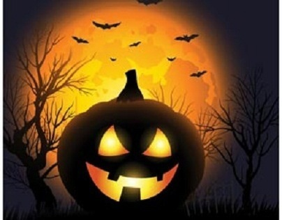 Free vector of Scary Jack O Lantern Face