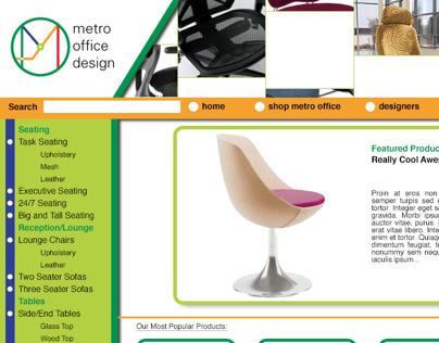 Metro Office Design