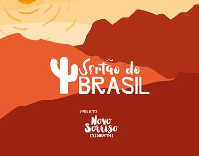 Folder - Novo Sorriso do Sertão
