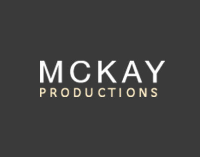 McKay Productions - Web Design