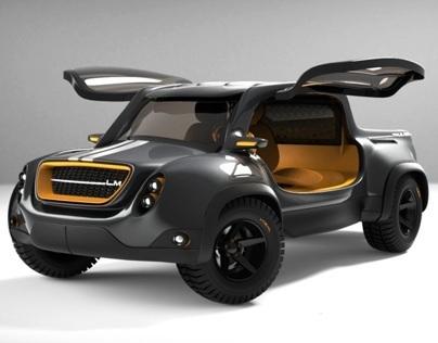 Trailblazer - Active Lifestyle Vehicle
