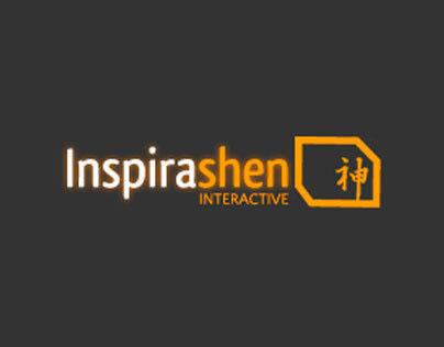 Inspirashen - Web Design