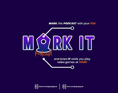 Mark It Podcast Logo