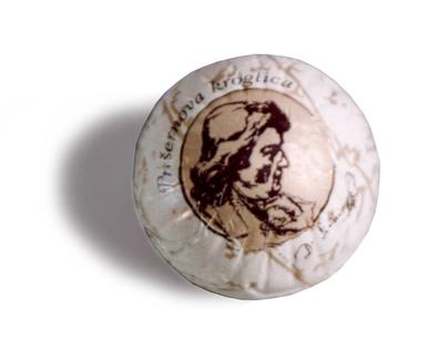 Presernove kroglice - chocolate balls